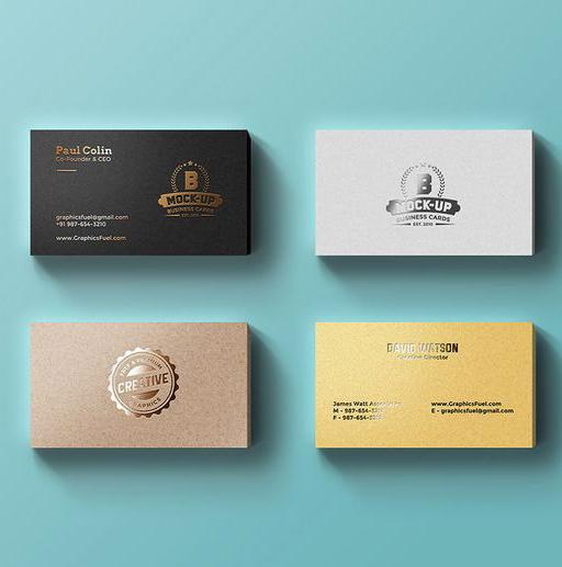 名片设计 企业名片 名片创意 VIP证卡设计 会员卡设计 胸卡设计AI