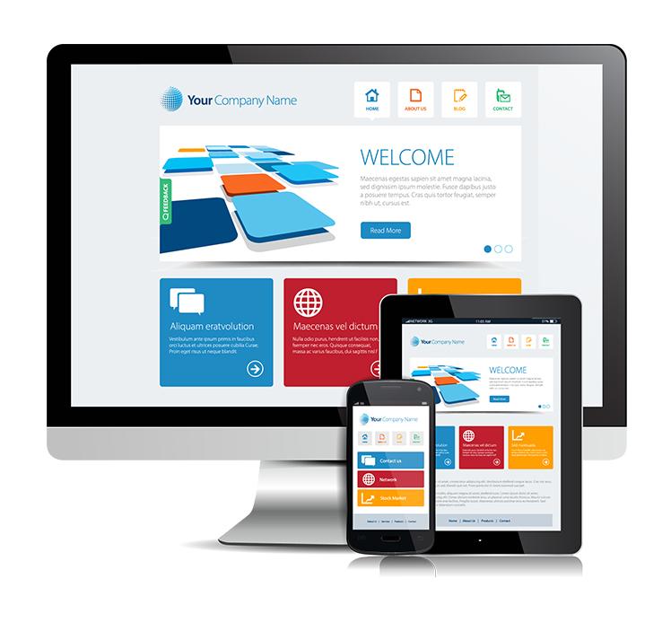 做网站建设一条龙全包手机企业模版网页设计定制制作开发建站仿站