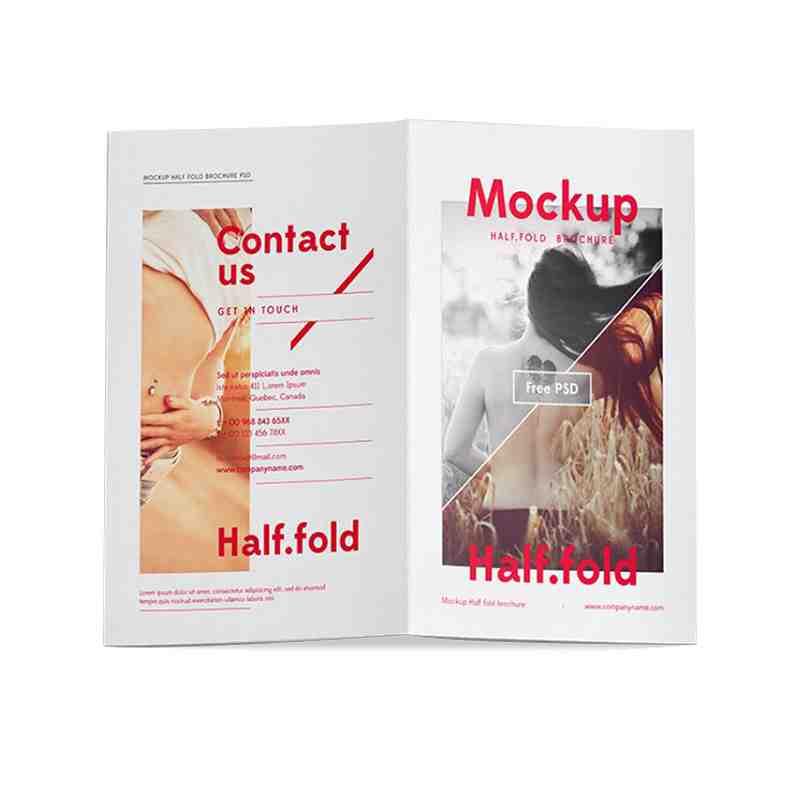 折页宣传册企业画册设计