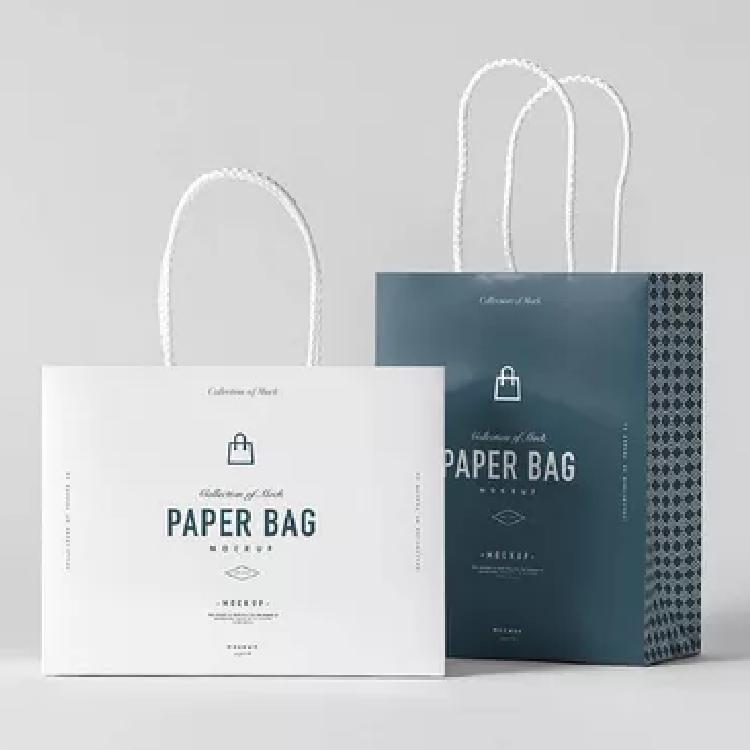 手提袋定制纸袋定做企业包装袋子印刷logo服装袋订做广告礼品袋
